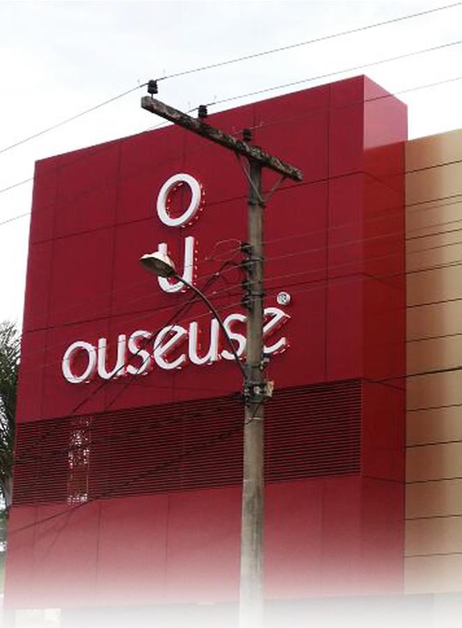 Ouseuse® - Juruaia MG. Lingerie 14e879d5605